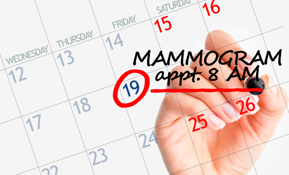 Mammogram Smammogram: Being Too Busy Isn't A REAL Excuse!