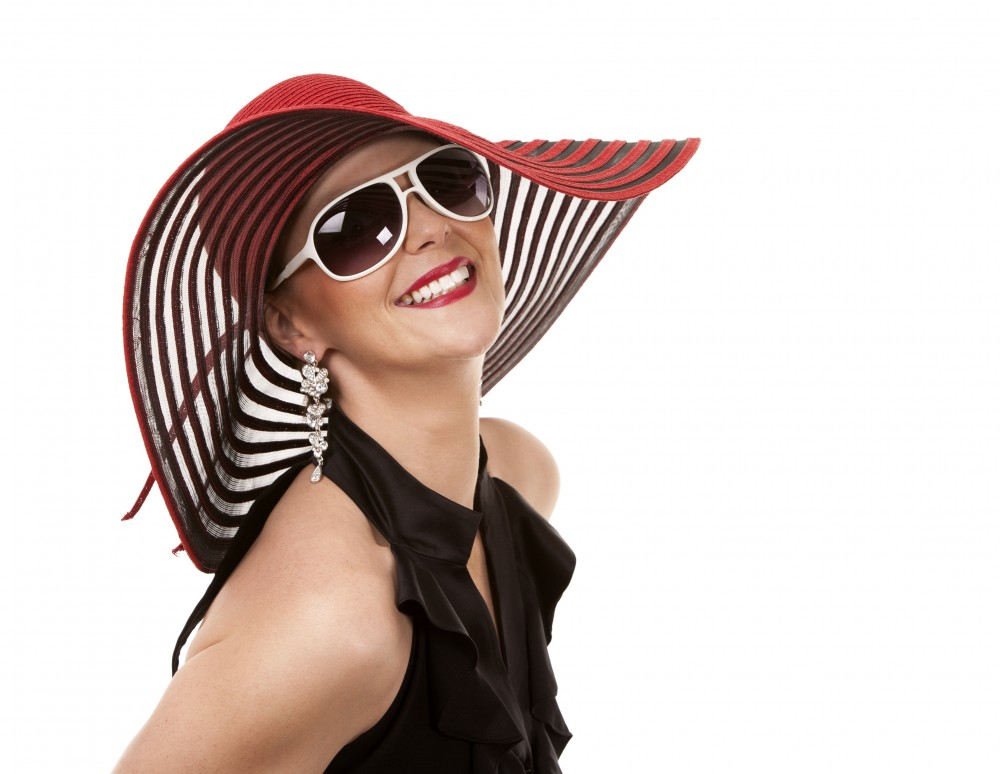 Don't Get An Attitude About Losing Your Hair… Get a Hattitude!