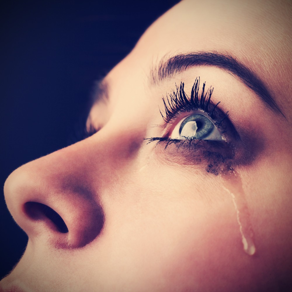 Four Reasons Why It's okay to cry