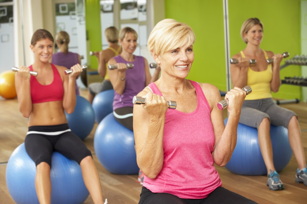 Its time to move it, move it. Ten ways exercise helps cancer survivors.