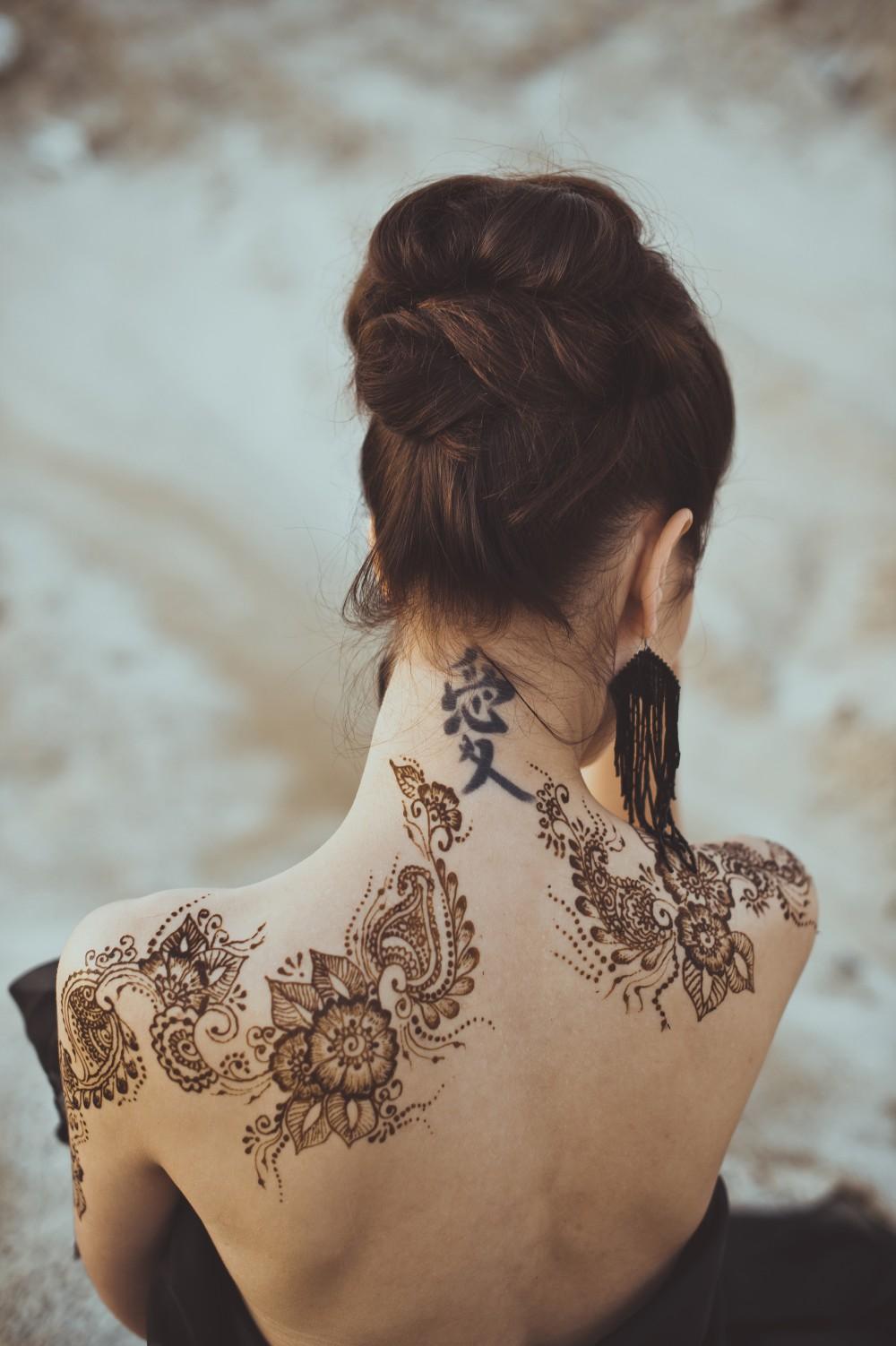 A Beautiful Tattoo ~ Barbara Musser, Sexy After Cancer