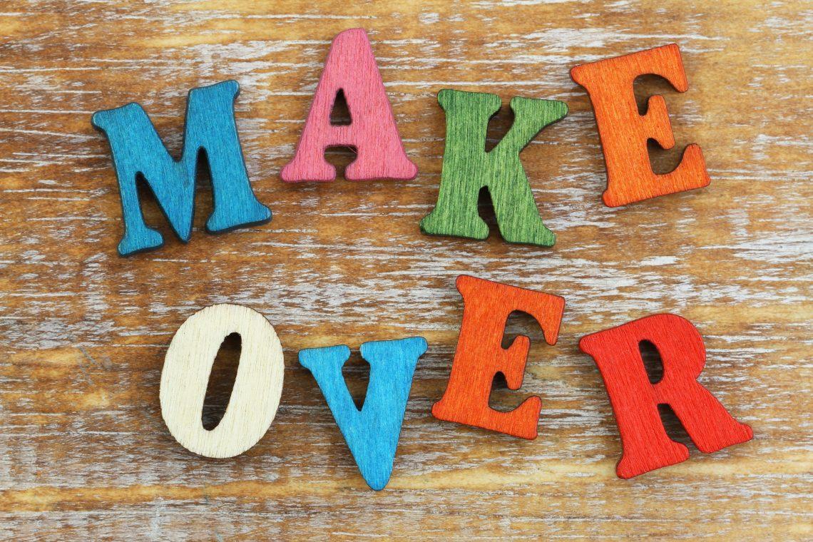 Makeover Mondays – 52 Weeks- 52 Makeovers